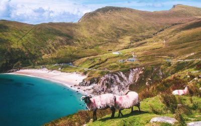 Achill Island … at the end of the road