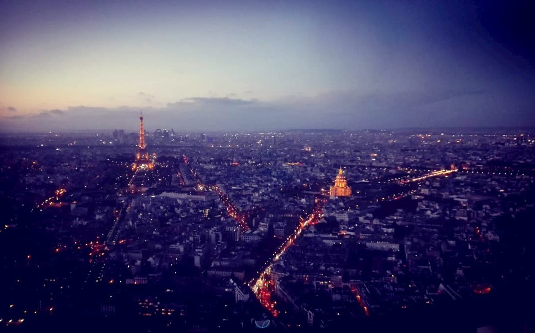 Paris in Zeiten der Gelbwesten