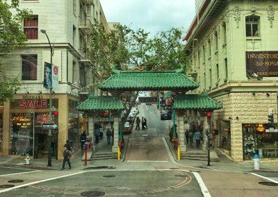 Alter Eingang zu Chinatown