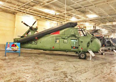 Sikorsky H-34 Helikopter (Vietnamkrieg)