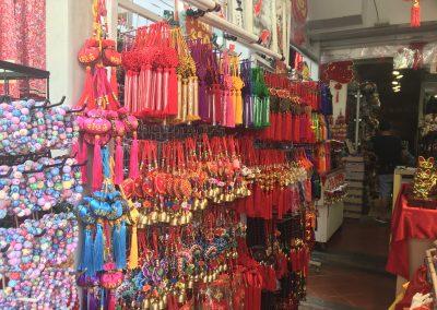 Chinatown - wer braucht noch mehr Ramsch :-D