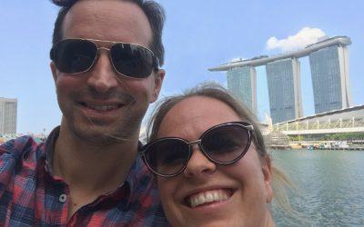 Singapur – die gechillteste Grossstadt der Welt