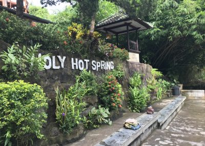 Holy Hot Springs