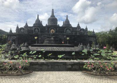 Buddhistischer Tempel in Bali