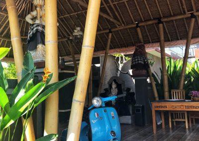 Vespa in Bali :-)