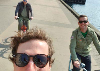 Spritztour mit dem Rad