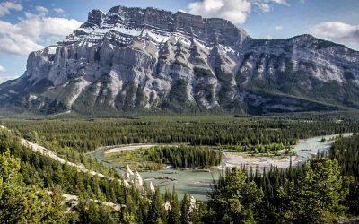 In der Zauberwelt der kanadischen Rocky Mountains