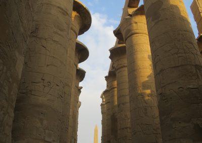 Tempel in Karnak