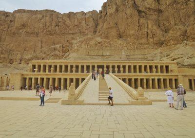 Der Hatschepsut Tempel