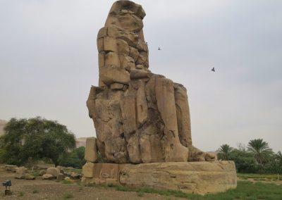 Die Memnon Kolosse