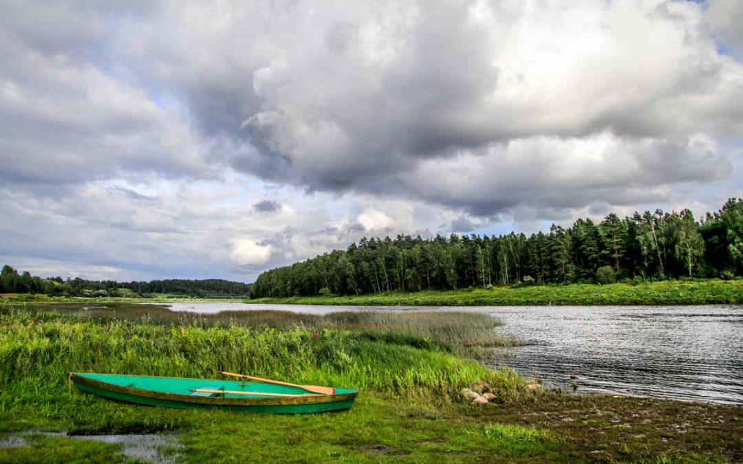 Baltikum20 – Teil 3: Heimreise über den Osten Lettlands